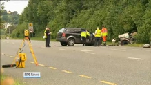 Three women and young girl die in crash