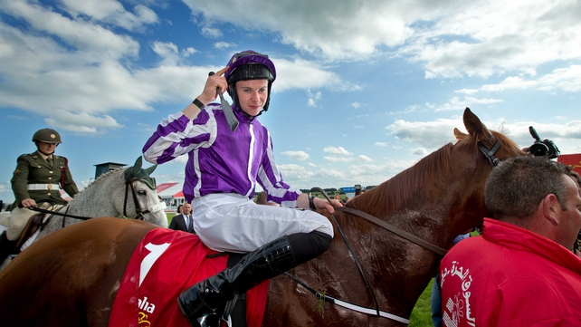 Weight issues spur O'Brien to make jumps debut