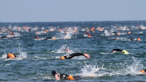 Hell of the west triathlon in Kilkee Co Clare in the sunshine (Pic: Emmett Gallagher)