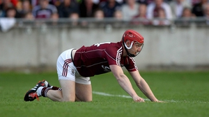 Galway's Joe Canning dejected after defeat to Kilkenny