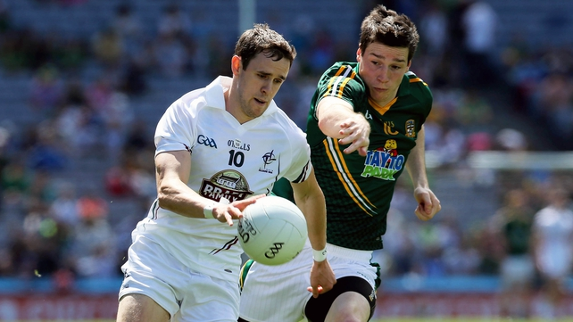 Kildare's second half fightback wasn't enough in Croke Park
