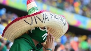With Mexico fans still praying for a victory on the day, the sides headed out of the heat for the half-time break, drawn scoreless and in need of some serious A/C