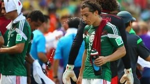 While Mexico midfielder Andres Guardado seemed to express the frustration felt by both sides