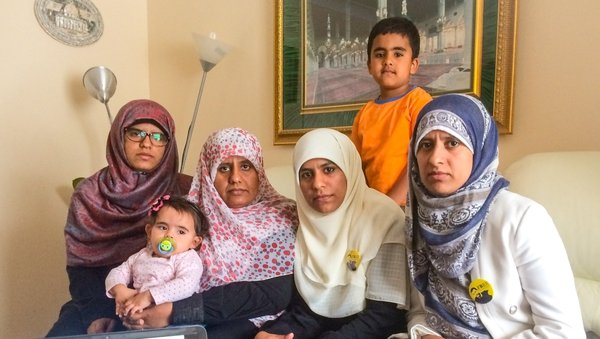 The Halawa family has appealed to the Irish Government for help to secure Ibrahim's release