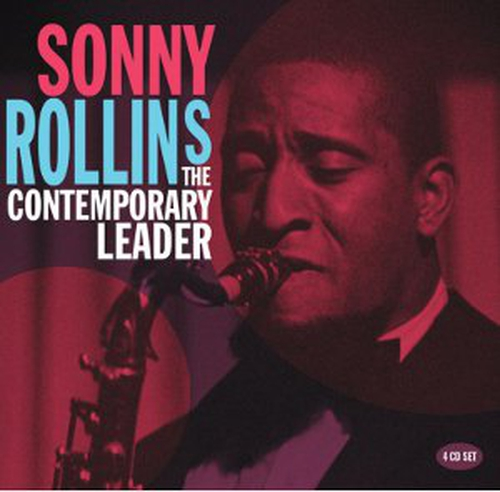 The saxophone colossus, Sonny Rollins