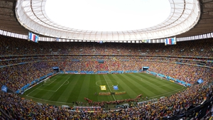 The stage was set at the Estádio Nacional in Brasília, where the temperature reached a warm, yet relatively comfortab