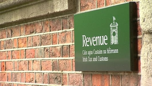 Revenue aware of NAMA sales to Section 110 firms
