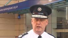 George Hamilton begins role of PSNI chief constable