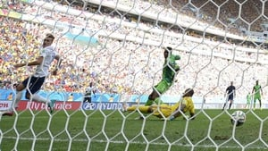 An own goal from Nigeria defender Joseph Yobo in the second minute of injury time drove the final score to 2-0
