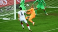 Goal: Germany 2-0 Algeria