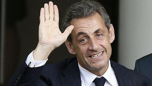 Sarkozy Arrest