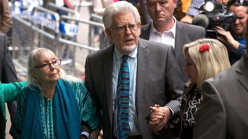 Rolf Harris was found guilty of indecently assaulting four girls between 1968 and 1986