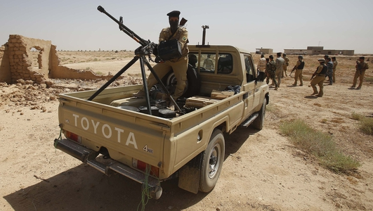 More than 50 killed south of Baghdad
