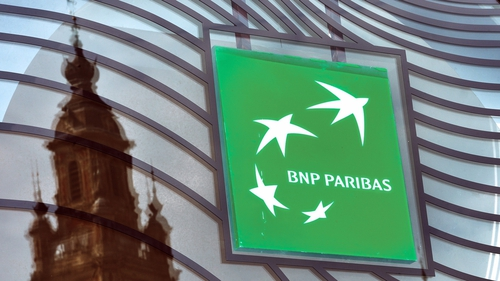 BNP Paribas has reported slightly better than expected fourth quarter revenue growth