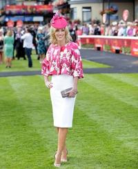 Hanley wins Irish Derby's Most Stylish Lady