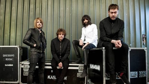 Kasabian are ompeting in four categories at this year's Q Awards