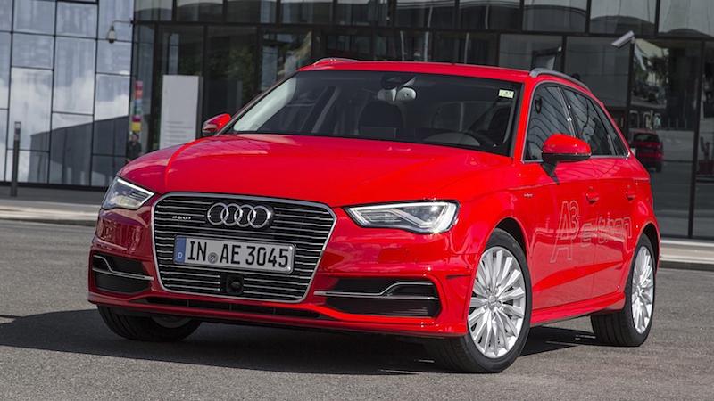 Audi A Etron - Audi a3 etron