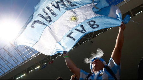 The first match of Day 20 saw Argentina take on Switzerland in sunny São Paulo