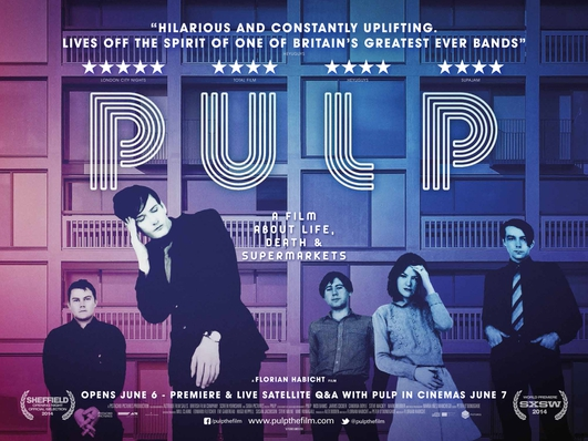 Film about the band Pulp