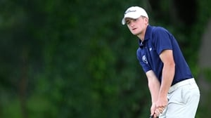 Paul Dunne carded back-to-back 67s to post a score of 10-under par