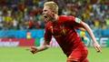 GOAL: Belgium 1-0 USA