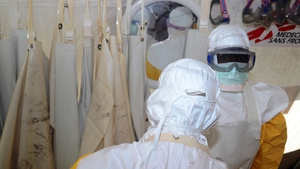 The number of deaths attributed to an epidemic of Ebola virus in Guinea, Liberia and Sierra Leone is at 467