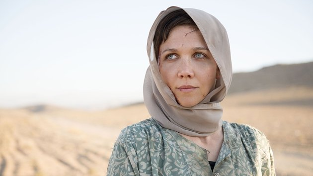 Maggie Gyllenhaal stars as a philanthropist  in The Honourable Woman