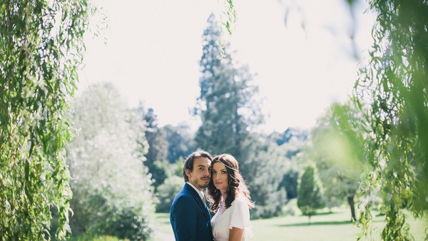 Maguire and Zamparelli - Married at Castle Leslie in Co Monaghan Photo credits: Alex Hutchinson Photography and Harris PR