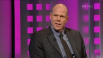 RTÉ analyst and former USA goalkeeper BRad Friedel on his unlikely connection with St Pat's