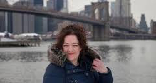 Maeve Higgins in New York