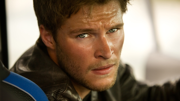 Jack Reynor as Shane Dyson makes an epic entrance
