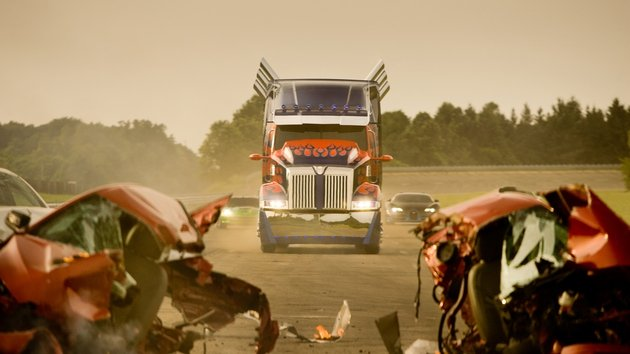 Can the Autobots save the world once again?