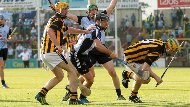 Dublin beat Kilkenny in last year's Leinster championship after a replay in Portlaoise