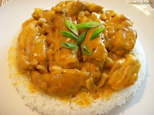 Neven's Recipes - Chicken Curry