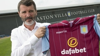 Roy Keane takes assistant manager job at Aston Villa