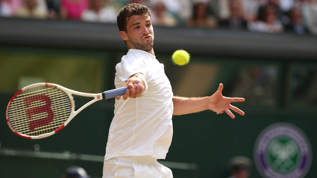 Grigor 'Baby Fed' Dimitrov has long been touted as a future grand slam winner