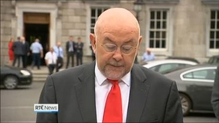 Ruairi Quinn stepping down following 40 years in politics