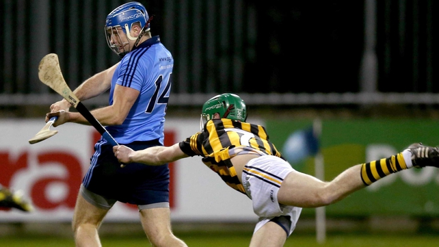 Dublin beat Kilkenny in the league earlier this season