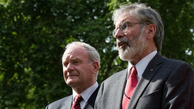 Sinn Féin says David Cameron is failing to live up to his obligations under the Good Friday Agreement