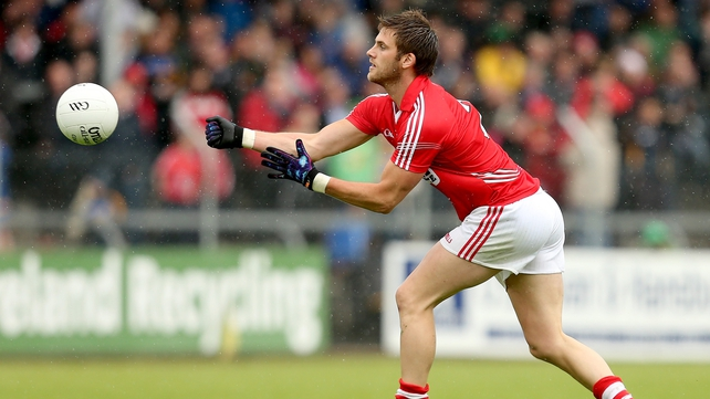 Eoin Cadogan will line out at full-back for Cork on Sunday afternoon