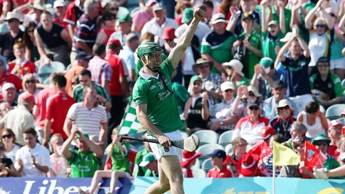 Niall Moran was part of the Limerick panel that won the Munster championship last year