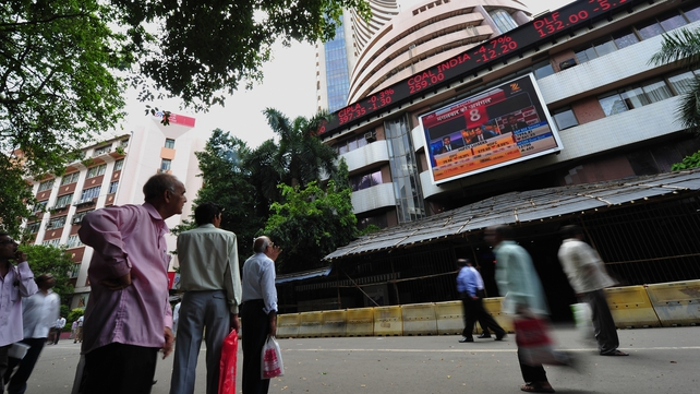 Bombay Stock Exchange hit by computer network problems
