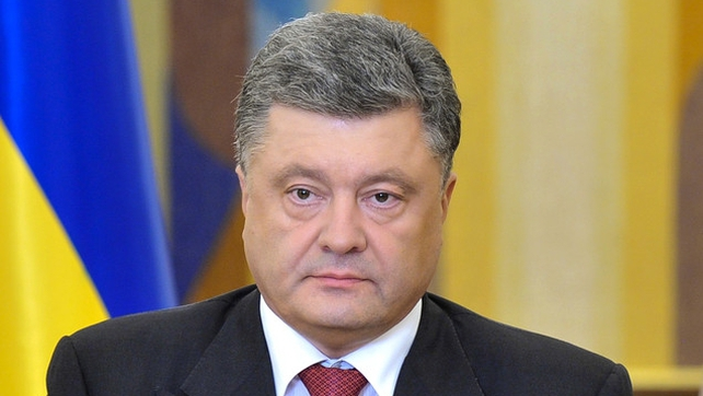 Mr Poroshenko called off a unilateral ceasefire early today after numerous attacks by the separatists