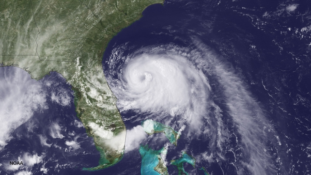 Hurricane Arthur is the first hurricane of 2014 Atlantic Hurricane season