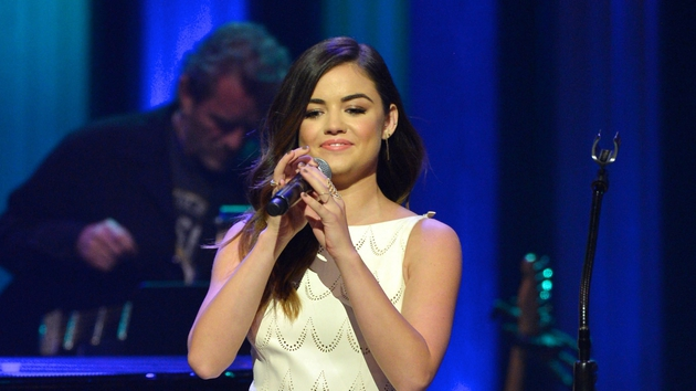 Lucy Hale auditioned for 50 Shades of Grey