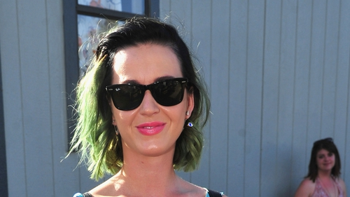 Katy Perry under fire from Flame