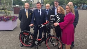 Public bike schemes will be launched in Limerick, Cork and Galway in September