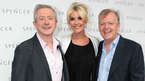 A host of celebrities came out to support Paul and Lisa Fitzpatrick at the launch of their new venture, The Spencer Hotel last night.
