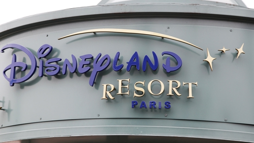 The theme park produces 19 tonnes of waste last year
