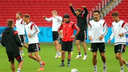 German coach Joachim Loew said the travel and conditions had taken their toll on his squad